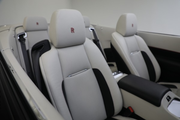 Used 2019 Rolls-Royce Dawn for sale $379,900 at Aston Martin of Greenwich in Greenwich CT 06830 20