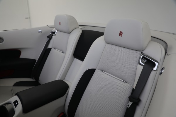 Used 2019 Rolls-Royce Dawn for sale $379,900 at Aston Martin of Greenwich in Greenwich CT 06830 21