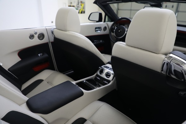 Used 2019 Rolls-Royce Dawn for sale $379,900 at Aston Martin of Greenwich in Greenwich CT 06830 24
