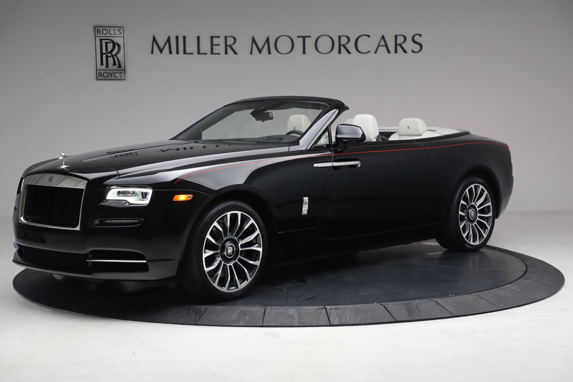 Used 2019 Rolls-Royce Dawn for sale $379,900 at Aston Martin of Greenwich in Greenwich CT 06830 1