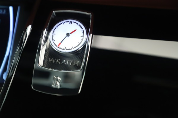 New 2019 Rolls-Royce Wraith for sale Sold at Aston Martin of Greenwich in Greenwich CT 06830 20