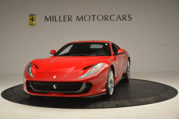 Used 2018 Ferrari 812 Superfast for sale Sold at Aston Martin of Greenwich in Greenwich CT 06830 1