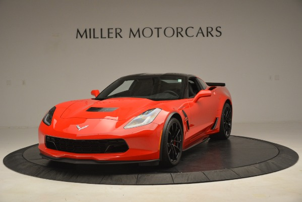 Used 2019 Chevrolet Corvette Grand Sport for sale Sold at Aston Martin of Greenwich in Greenwich CT 06830 13