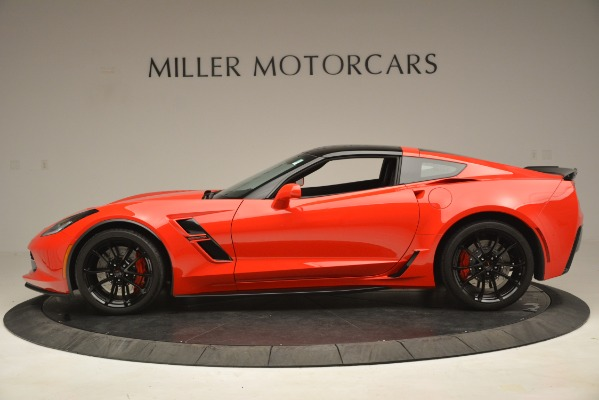 Used 2019 Chevrolet Corvette Grand Sport for sale Sold at Aston Martin of Greenwich in Greenwich CT 06830 14