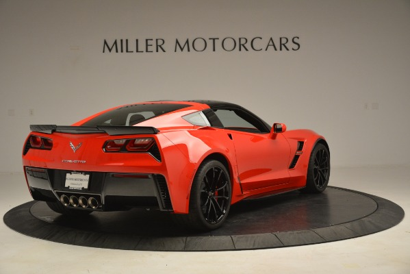 Used 2019 Chevrolet Corvette Grand Sport for sale Sold at Aston Martin of Greenwich in Greenwich CT 06830 16