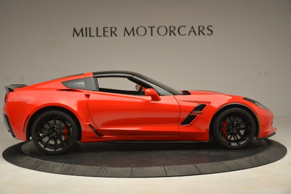 Used 2019 Chevrolet Corvette Grand Sport for sale Sold at Aston Martin of Greenwich in Greenwich CT 06830 17
