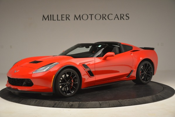 Used 2019 Chevrolet Corvette Grand Sport for sale Sold at Aston Martin of Greenwich in Greenwich CT 06830 2