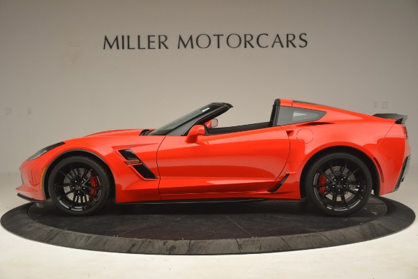 Used 2019 Chevrolet Corvette Grand Sport for sale Sold at Aston Martin of Greenwich in Greenwich CT 06830 3