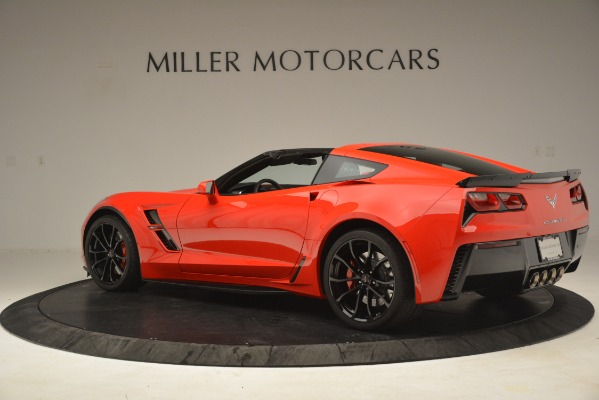 Used 2019 Chevrolet Corvette Grand Sport for sale Sold at Aston Martin of Greenwich in Greenwich CT 06830 4