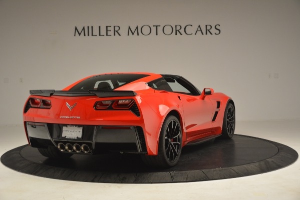 Used 2019 Chevrolet Corvette Grand Sport for sale Sold at Aston Martin of Greenwich in Greenwich CT 06830 7