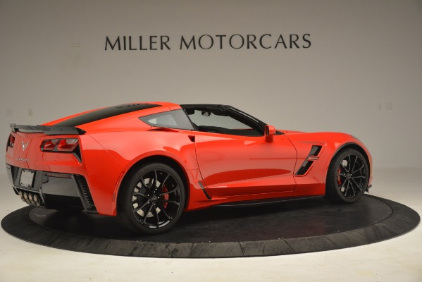 Used 2019 Chevrolet Corvette Grand Sport for sale Sold at Aston Martin of Greenwich in Greenwich CT 06830 8