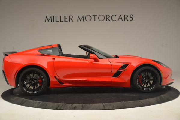 Used 2019 Chevrolet Corvette Grand Sport for sale Sold at Aston Martin of Greenwich in Greenwich CT 06830 9