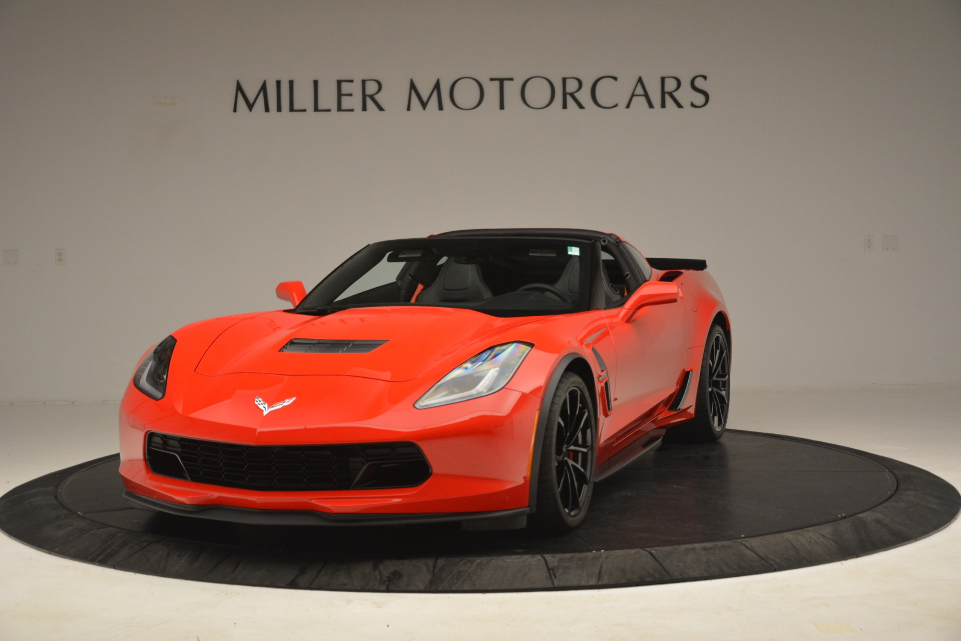 Used 2019 Chevrolet Corvette Grand Sport for sale Sold at Aston Martin of Greenwich in Greenwich CT 06830 1