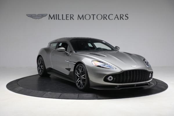 New 2019 Aston Martin Vanquish Zagato Shooting Brake for sale Sold at Aston Martin of Greenwich in Greenwich CT 06830 10