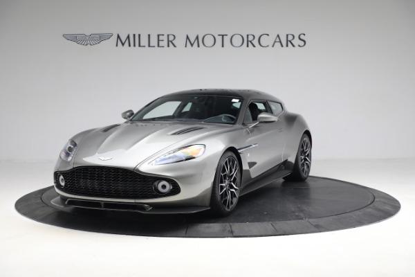New 2019 Aston Martin Vanquish Zagato Shooting Brake for sale Sold at Aston Martin of Greenwich in Greenwich CT 06830 12
