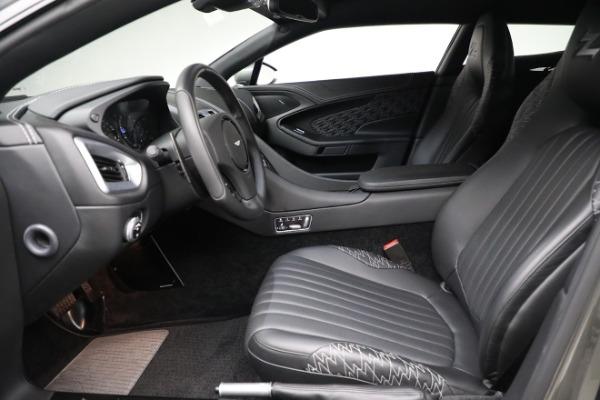 New 2019 Aston Martin Vanquish Zagato Shooting Brake for sale Sold at Aston Martin of Greenwich in Greenwich CT 06830 14