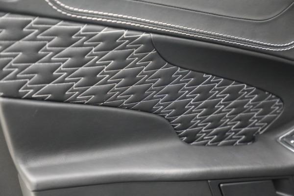 New 2019 Aston Martin Vanquish Zagato Shooting Brake for sale Sold at Aston Martin of Greenwich in Greenwich CT 06830 18
