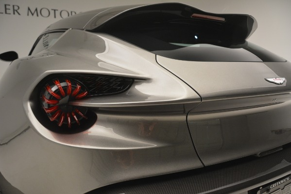 New 2019 Aston Martin Vanquish Zagato Shooting Brake for sale Sold at Aston Martin of Greenwich in Greenwich CT 06830 25