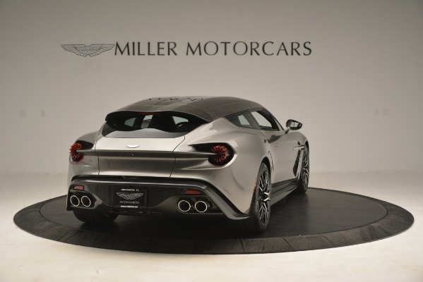New 2019 Aston Martin Vanquish Zagato Shooting Brake for sale Sold at Aston Martin of Greenwich in Greenwich CT 06830 7
