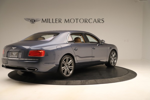 Used 2016 Bentley Flying Spur W12 for sale Sold at Aston Martin of Greenwich in Greenwich CT 06830 8