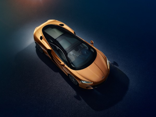New 2020 McLaren GT Coupe for sale Sold at Aston Martin of Greenwich in Greenwich CT 06830 10