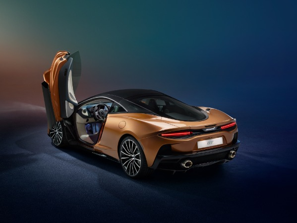 New 2020 McLaren GT Coupe for sale Sold at Aston Martin of Greenwich in Greenwich CT 06830 11