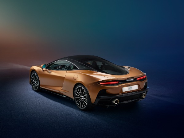 New 2020 McLaren GT Coupe for sale Sold at Aston Martin of Greenwich in Greenwich CT 06830 12