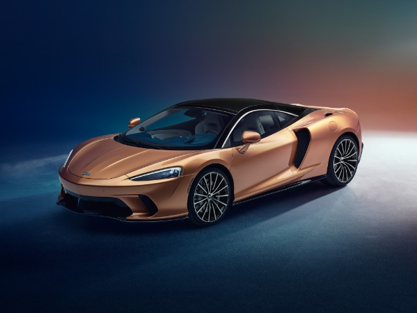 New 2020 McLaren GT Coupe for sale Sold at Aston Martin of Greenwich in Greenwich CT 06830 2