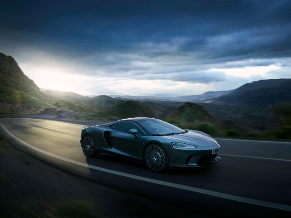 New 2020 McLaren GT Coupe for sale Sold at Aston Martin of Greenwich in Greenwich CT 06830 27