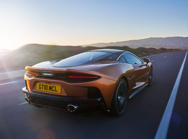 New 2020 McLaren GT Coupe for sale Sold at Aston Martin of Greenwich in Greenwich CT 06830 28