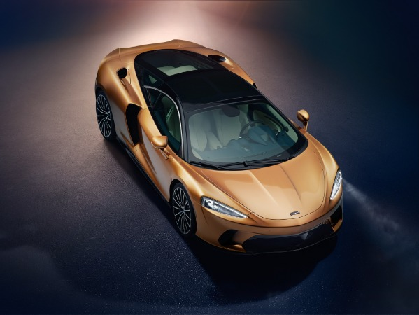 New 2020 McLaren GT Coupe for sale Sold at Aston Martin of Greenwich in Greenwich CT 06830 3