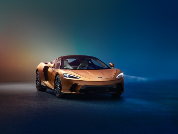 New 2020 McLaren GT Coupe for sale Sold at Aston Martin of Greenwich in Greenwich CT 06830 4