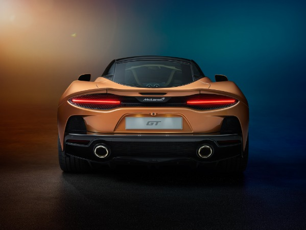 New 2020 McLaren GT Coupe for sale Sold at Aston Martin of Greenwich in Greenwich CT 06830 5