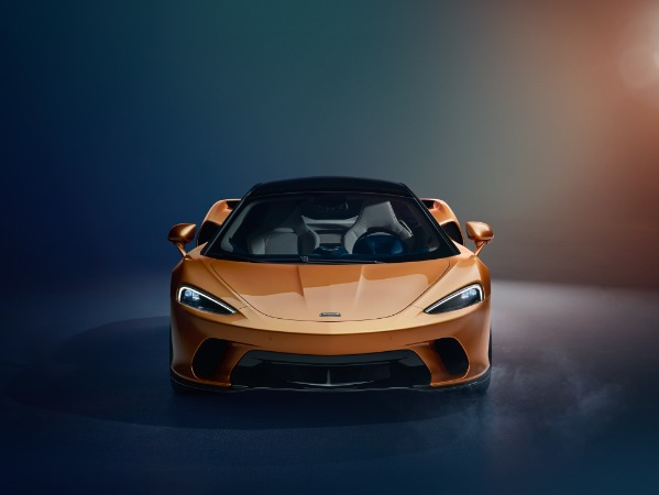 New 2020 McLaren GT Coupe for sale Sold at Aston Martin of Greenwich in Greenwich CT 06830 6