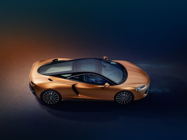 New 2020 McLaren GT Coupe for sale Sold at Aston Martin of Greenwich in Greenwich CT 06830 7