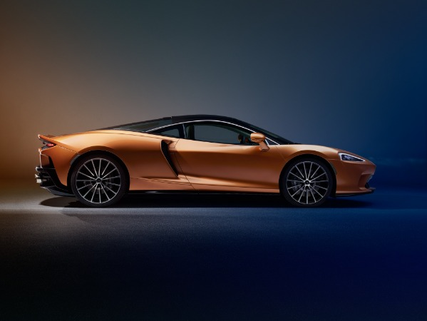 New 2020 McLaren GT Coupe for sale Sold at Aston Martin of Greenwich in Greenwich CT 06830 8