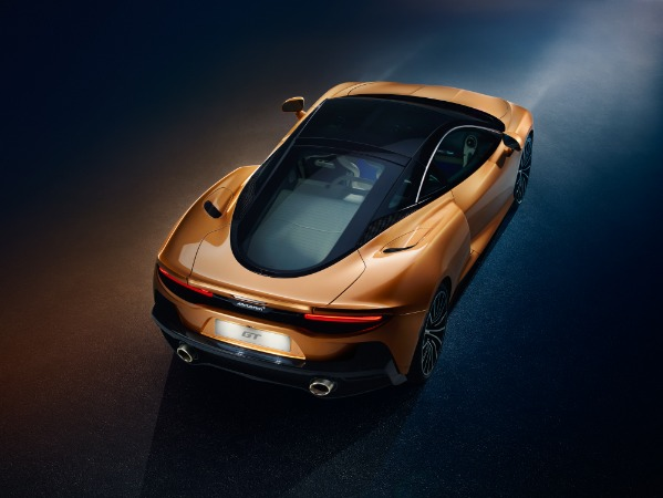New 2020 McLaren GT Coupe for sale Sold at Aston Martin of Greenwich in Greenwich CT 06830 9