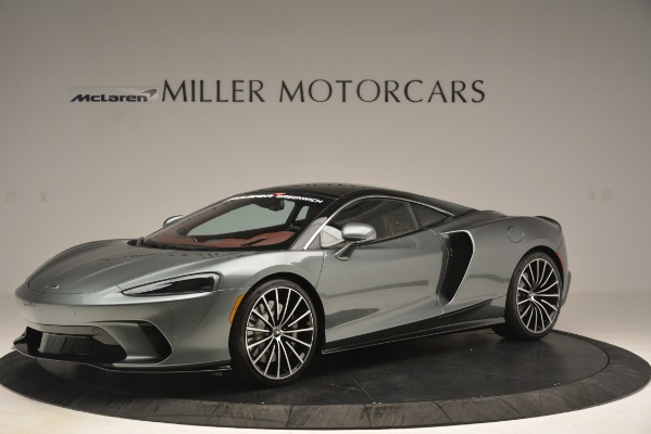 New 2020 McLaren GT Coupe for sale Sold at Aston Martin of Greenwich in Greenwich CT 06830 1