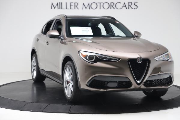 New 2019 Alfa Romeo Stelvio Ti Sport Q4 for sale Sold at Aston Martin of Greenwich in Greenwich CT 06830 11