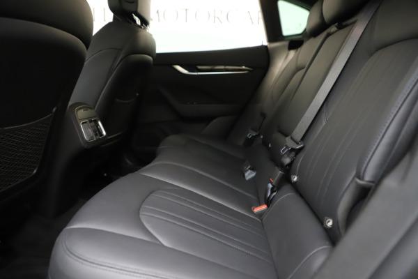 Used 2019 Maserati Levante Q4 for sale Sold at Aston Martin of Greenwich in Greenwich CT 06830 19