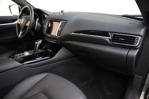 Used 2019 Maserati Levante Q4 for sale Sold at Aston Martin of Greenwich in Greenwich CT 06830 22