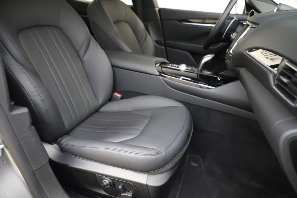 Used 2019 Maserati Levante Q4 for sale Sold at Aston Martin of Greenwich in Greenwich CT 06830 24