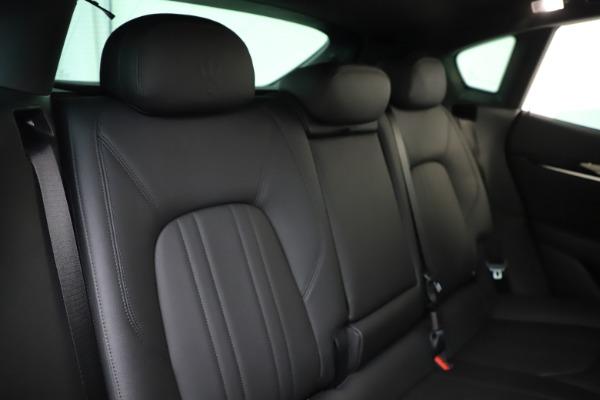 Used 2019 Maserati Levante Q4 for sale Sold at Aston Martin of Greenwich in Greenwich CT 06830 26
