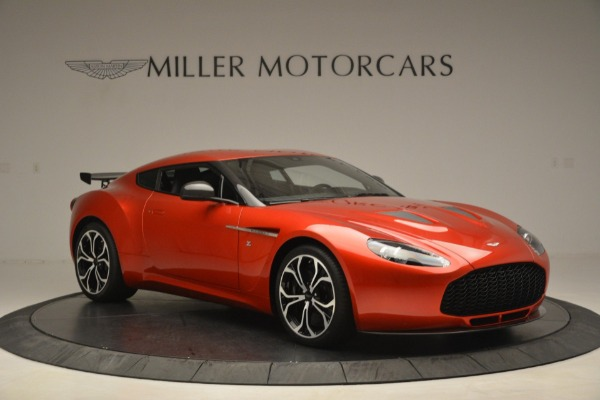 Used 2013 Aston Martin V12 Zagato Coupe for sale Sold at Aston Martin of Greenwich in Greenwich CT 06830 10