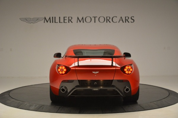Used 2013 Aston Martin V12 Zagato Coupe for sale Sold at Aston Martin of Greenwich in Greenwich CT 06830 11