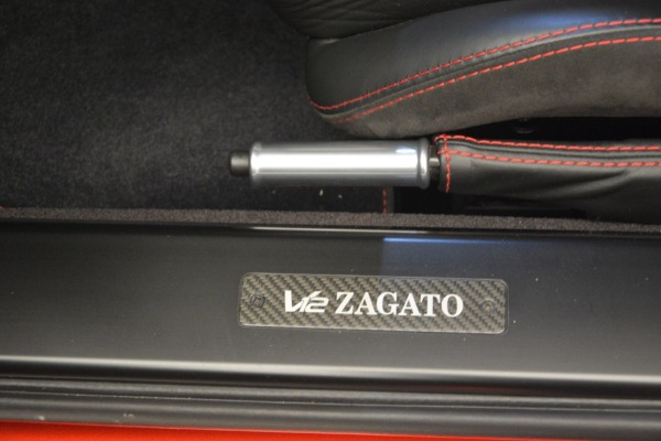 Used 2013 Aston Martin V12 Zagato Coupe for sale Sold at Aston Martin of Greenwich in Greenwich CT 06830 16