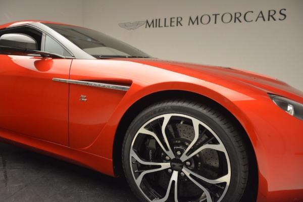 Used 2013 Aston Martin V12 Zagato Coupe for sale Sold at Aston Martin of Greenwich in Greenwich CT 06830 22