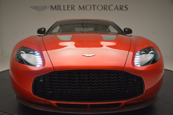 Used 2013 Aston Martin V12 Zagato Coupe for sale Sold at Aston Martin of Greenwich in Greenwich CT 06830 23