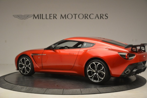 Used 2013 Aston Martin V12 Zagato Coupe for sale Sold at Aston Martin of Greenwich in Greenwich CT 06830 3