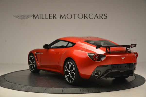 Used 2013 Aston Martin V12 Zagato Coupe for sale Sold at Aston Martin of Greenwich in Greenwich CT 06830 4